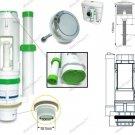 Cistern Push Button Single Flush Valve 50mm (CJOV3007)
