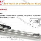 """TOPTUL Lightweight series Aluminum Alloy Pipe Wrench 18"""" (DDAC1A18)"""