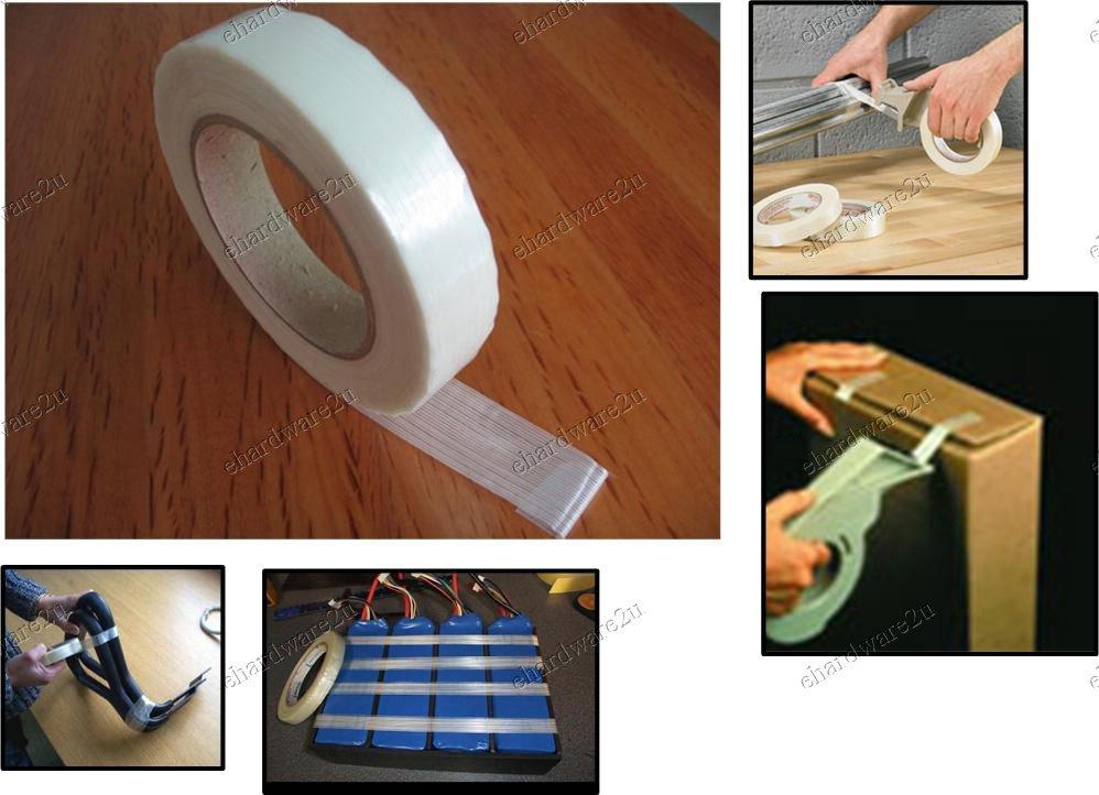 High Tensile Filament Tape 24mmX50M (1FILT24-50)