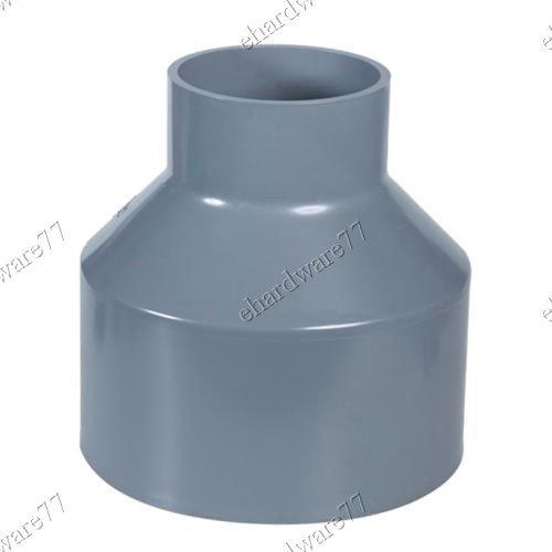 "PVC Reducer Socket 1-1/2"" (40mm) X 3/4"" (20mm)"