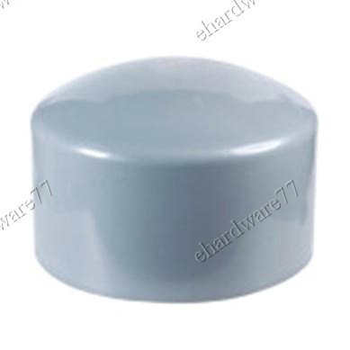 "PVC End Cap 4"" (100mm)"