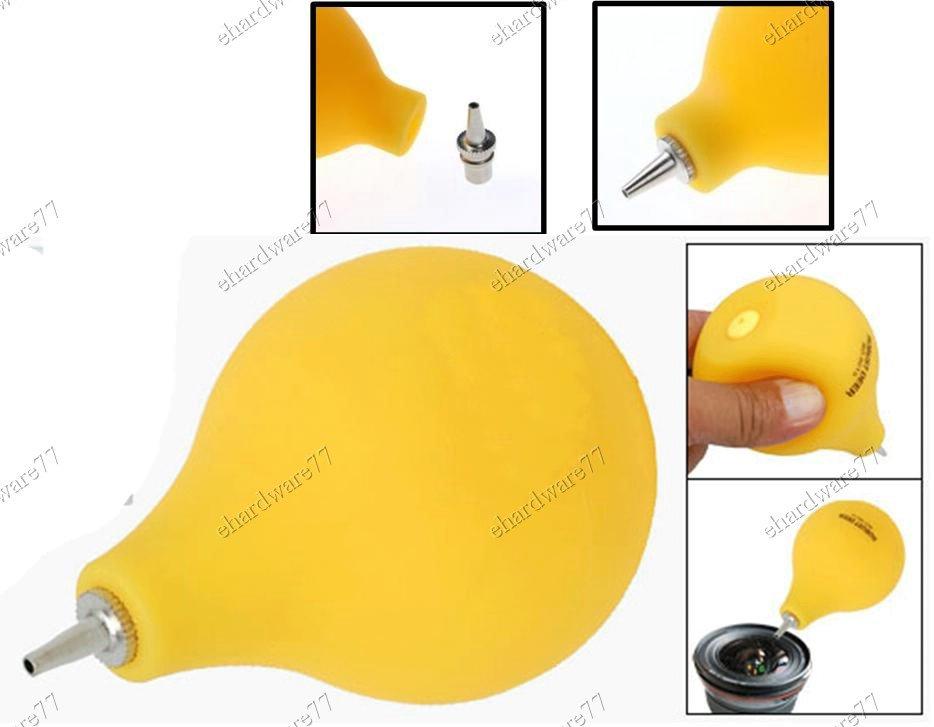 Rubber Air Blower Pump Dust Cleaner (Ball Shape) (W0360B)