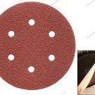 """5"""" Disc Hook & Loop Sandpaper (Dust Hole) Grit #60 (SDC0560)"""
