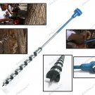 Hand Drive Extra Long Auger Drill Bits 25.5mm X 600mmL (50AB228)