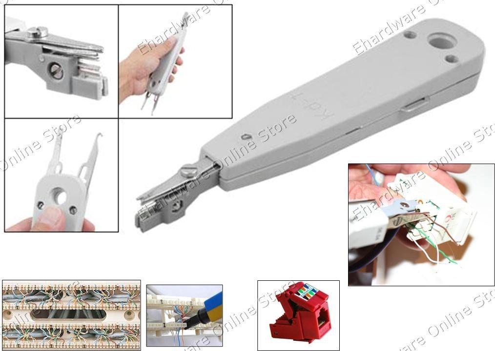 Network Telephone Socket IDC PunchDown Tool (W0239)