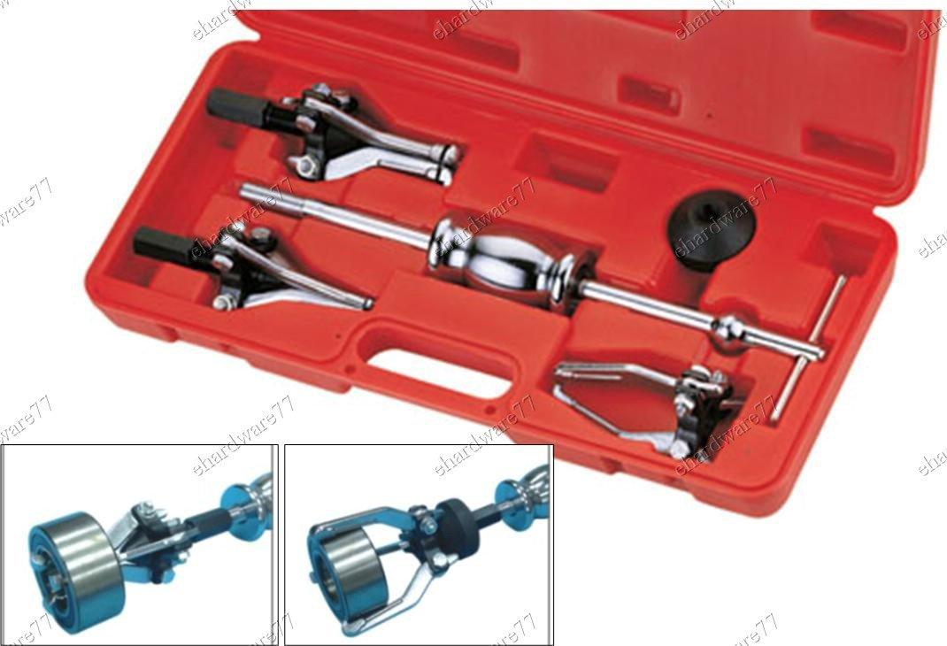 Gear Puller S45c : Piece internal external gear bearing puller set