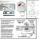 Toilet Indicator Bolt (SG004)