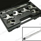7Pieces Refrigeration Torque Wrench Spanner Set 10-75Nm (PM633A)