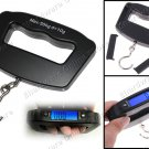 Digital Electronic Luggage Scale LCD Display 50KG/10G (A09H)