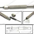 Micro Precision Screwdriver Philips (Cross) (+) 1.4mm (WSD)