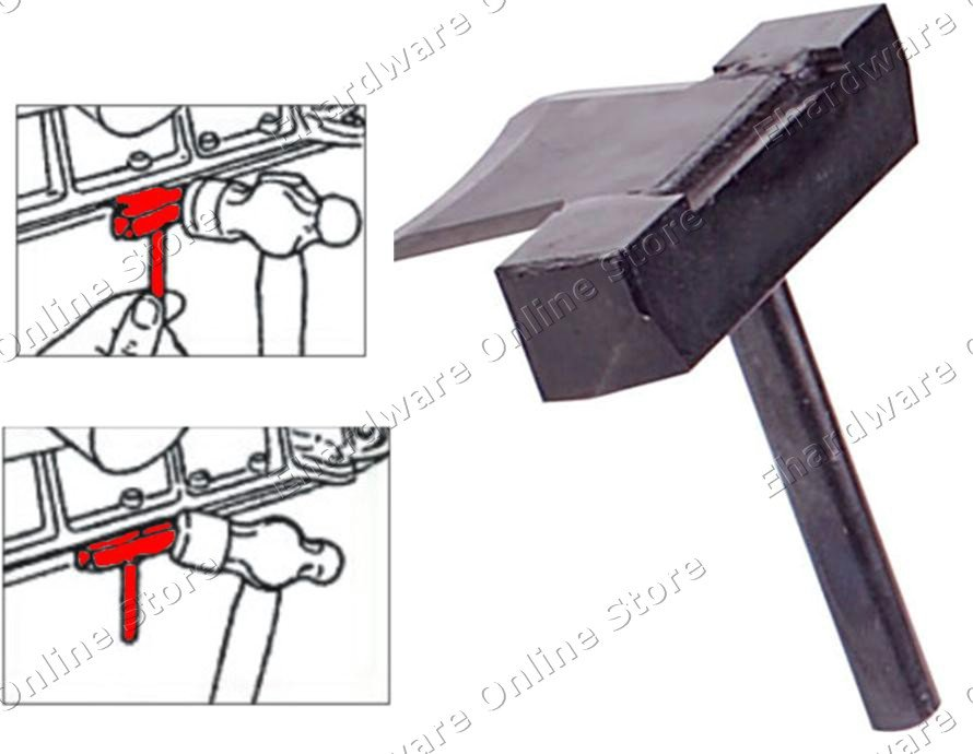 ENGINE TRANSMISSION OIL PAN SEPARATOR TOOL (1315)