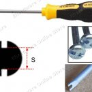 Slotted Spanner Tip Security Screwdriver 2.6mm (RD9831-SS2.6)