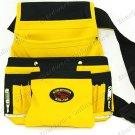 Heavy Duty Nylon Contractors Waist Tool Belt Bag (RTG-100)