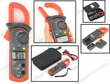 UNI-T AUTO RANGING DIGITAL CLAMP MULTIMETER (UT201)