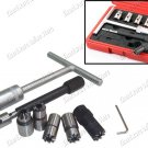 8-PIECES DIESEL INJECTOR SEAT MILLING CUTTER KIT (DS8808)