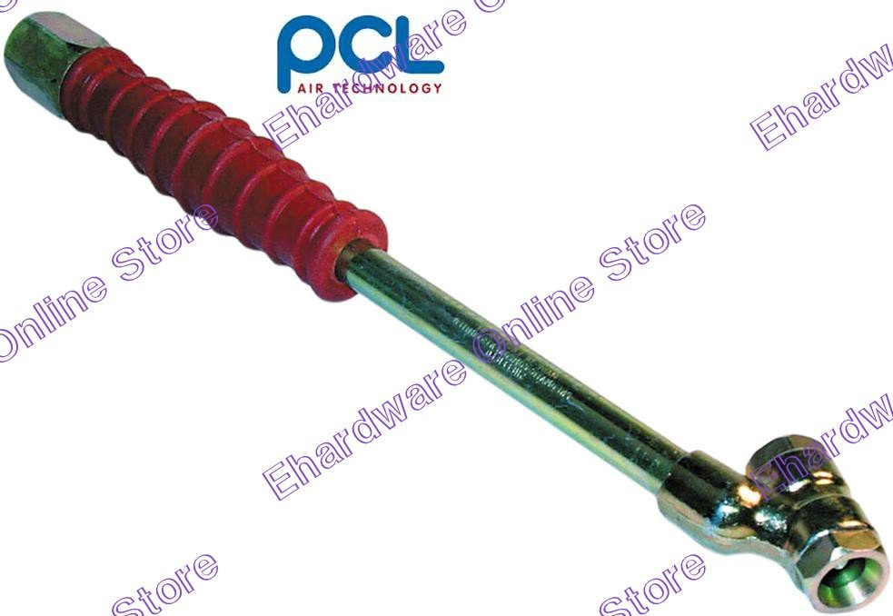 PCL Twin Hold-On Closed End Tire Air Inflator Chuck (CO1B03)