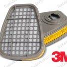 3M Organic Vapor Acid Gas Cartridge (2Pcs/Pack) (3M6003)