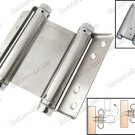 "Stainless Steel Double Action Spring Hinges 75mm / 3"" (DASH75)"