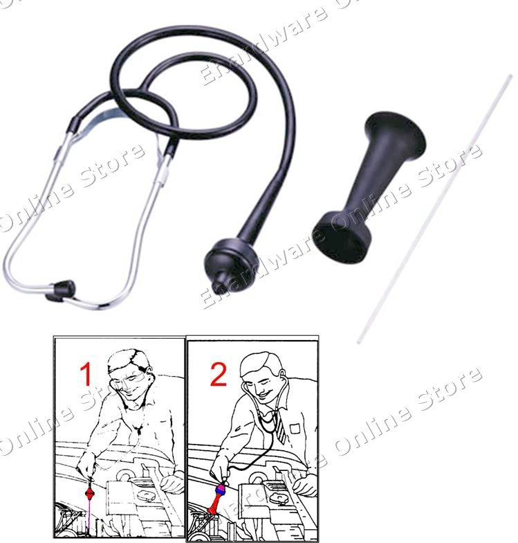 DUAL PURPOSE MECHANIC STETHOSCOPE (1007)