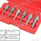 "6Pcs 3/8""DR Bolt Extractor Set (1542)"