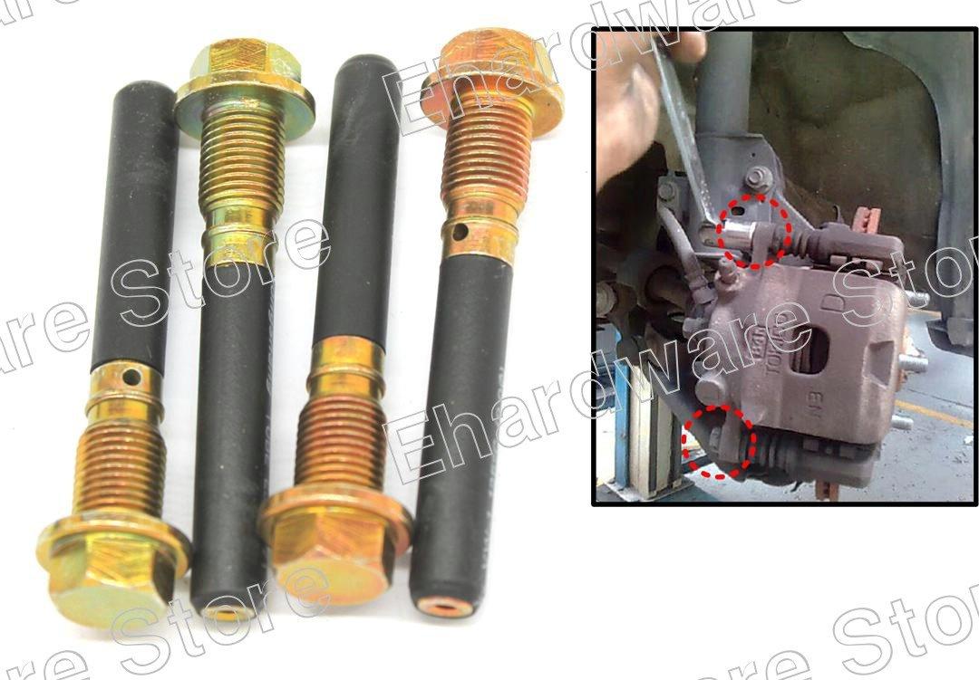 Shrink Sleeve Perodua Viva Oversize Disc Brake Caliper Slide Guide Pin Set (LS-H2946)