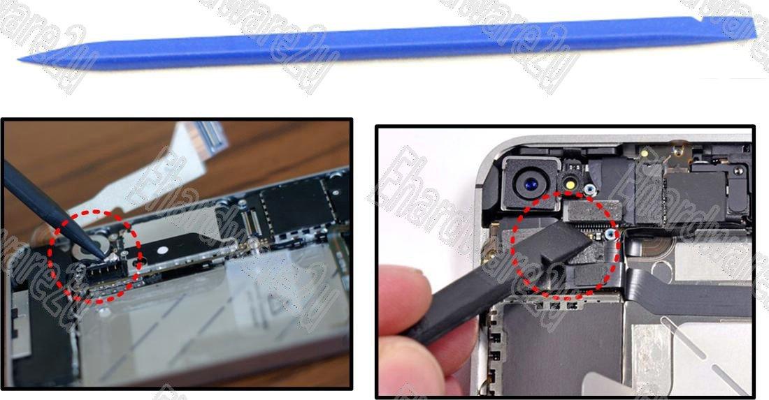 Anti Static Nylon Pry Tool Spudger Electronic Repair Tool (FY026) (Lot Of 10Pcs)