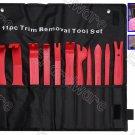 11PCS TRIM UPHOLSTERY REMOVAL PRY BAR SCRAPER SET (3322-5625)