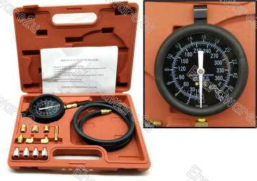 DELUXE AUTOMATIC TRANSMISSION & ENGINE OIL PRESSURE TESTER (TU-11A)