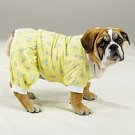 Dog Clothes PJs Pajamas Lounge Wear Yellow! Bears (LG)