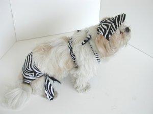 Zebra Dog Bikini XXXsm-Small