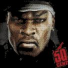 Counted Cross Stitch Kit - 50 Cent