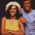 Counted Cross Stitch Kit - THE CARPENTERS - Karen and Richard