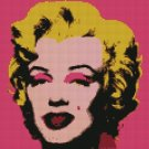Counted Cross Stitch Kit - MARILYN MONROE #1