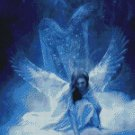 Counted Cross Stitch Kit - ANGEL OF THE NIGHT