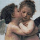 Counted Cross Stitch Kit - ANGEL'S KISS