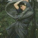 Counted Cross Stitch Kit - BOREAS WATERHOUSE PAINTING