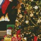 Counted Cross Stitch Kit - CHRISTMAS SCENE