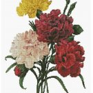 Counted Cross Stitch Pattern - FLOWERS