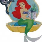 Counted Cross Stitch Pattern - DISNEY ARIEL - THE LITTLE MERMAID