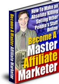 Become A Master Affiliate
