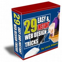 29 Easy and Instant Web Design Tricks- Vols 1 and 2
