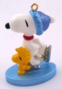 Winter Fun with Snoopy Hallmark Mini Ornament
