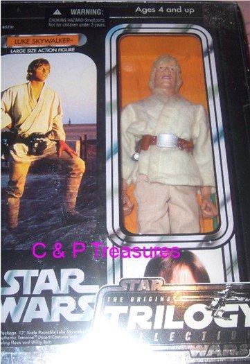 Star Wars Trilogy Collection Luke Skywalker Doll