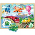 Leap Frog On the Go with Tad Wood Puzzle Magnetic NEW