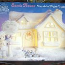 Precious Moments Sugar Town Sam's House Night Light