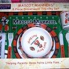 Oklahoma State University Mascot Dinnerware Set