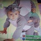 Easy Romper Elephant Infant Costume Rubies