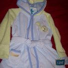 Boys Dinosaur Bathrobe Infant 0-9 Months by Carters