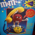 M & M's Animated Voice Activated Phone