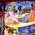 High School Musical 2 Country Club Pool Gift Set + Gabriella Doll